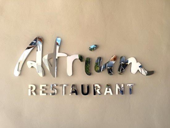 Suite Hotel Atlantis Fuerteventura Resort: Restaurante Atrium