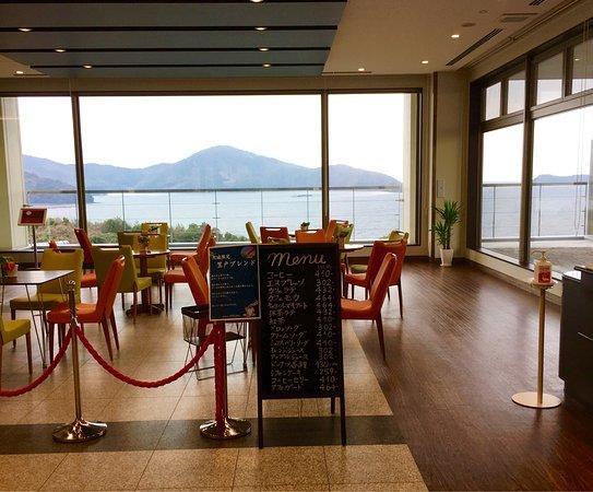 Kudamatsu, Japan: 国民宿舎大城 内観