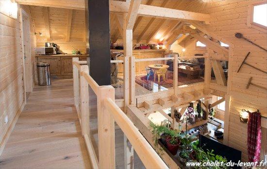 Fontcouverte-la-Toussuire, France: Petit Salon