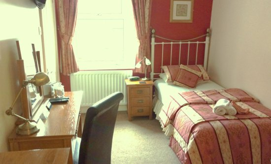 Oakfield House B & B: single room with ensuite