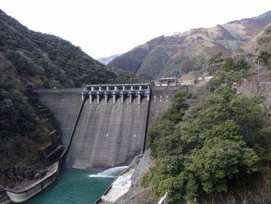 Tsukabaru Dam