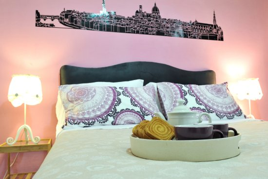 bed   breakfast da mila  florence  italy  guesthouse