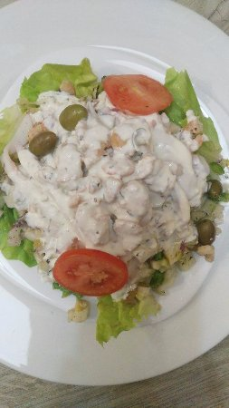 Gratin Fruit De Mer Picture Of Planet Food Sousse Tripadvisor