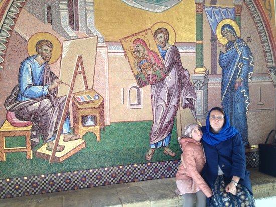 Pedoulas, Cypern: мозаика