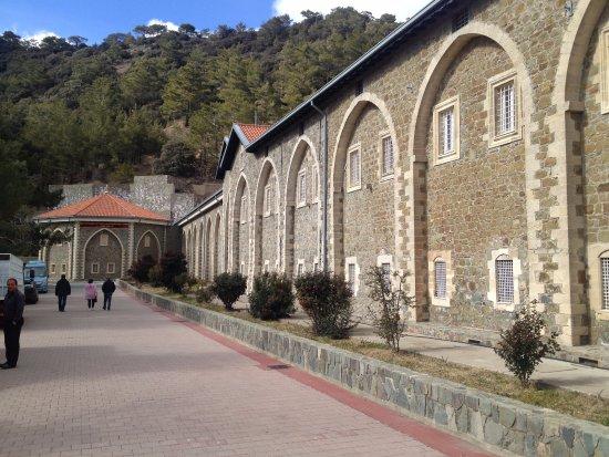 Pedoulas, Cypern: снаружи