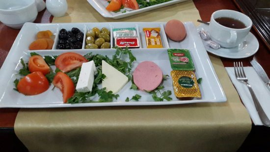 Hotel Mithat: Kahvaltı