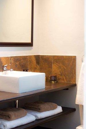 Durbanville, South Africa: Studio 1: Bathroom