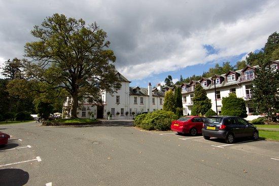 Dunblane, UK: hotel