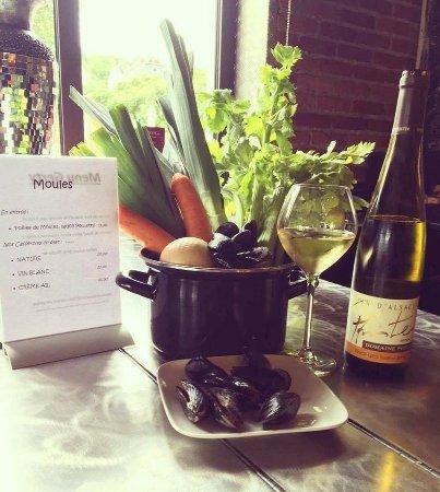 Brasserie chez gerty waimes restaurantanmeldelser tripadvisor - Tripes au vin blanc ...