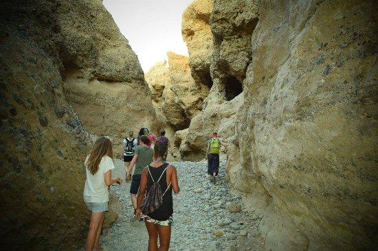 Windhoek, Namibia: Cave exploration