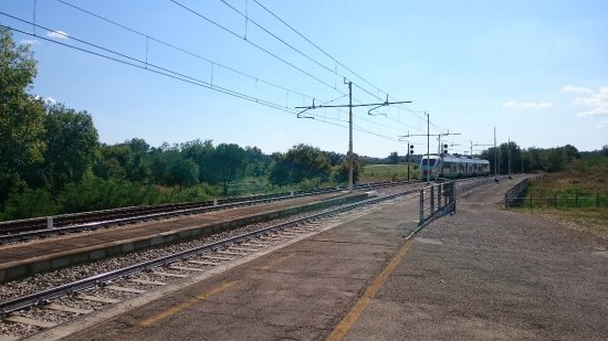 Badia Al Pino Stazione (Station)