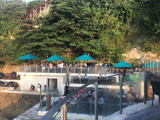 Τζιμπαράν, Ινδονησία: Rock bar incrível tem que visitar!!!!