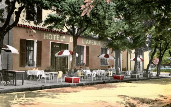 Hôtel de l'Avenue