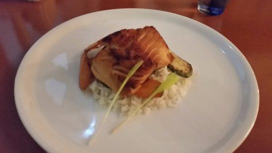 custom fish dinner