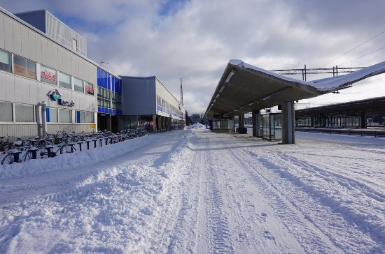 VR Kouvola Station