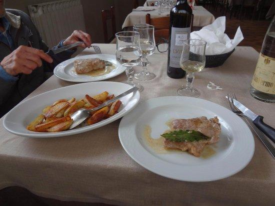 Кастельнуово-Магра, Италия: Beccati un bel filetto ...