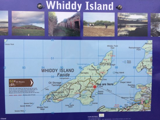 แบนทรี, ไอร์แลนด์: A short trip to Whiddy Island from Bantry is recommended