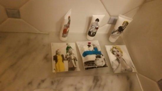 Hotel Italia: prodotti per l'igene personale di ottima qualità