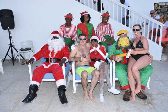 couples tower isle christmas in jamaica