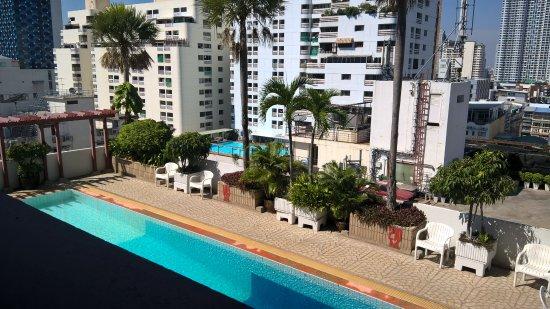 Baiyoke Suite Hotel Bangkok Thailand Omd Men Och Prisj Mf Relse Tripadvisor