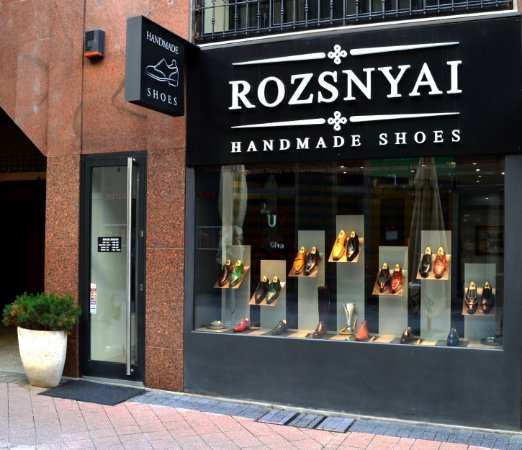Rozsnyai Handmade Shoes
