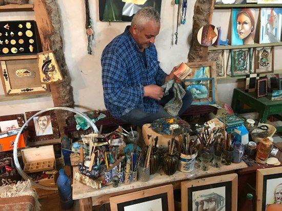 Dar Jilani La maison des Arts & Métiers: Un très grand artiste