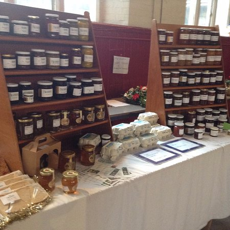 Street, UK: great range of preserves