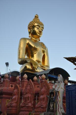 Chiang Saen, Thailand: Buddha