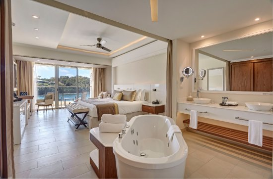Cap Estate, St. Lucia: Luxury Junior Suite Ocean View