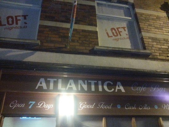 Atlantica Cafe Bar