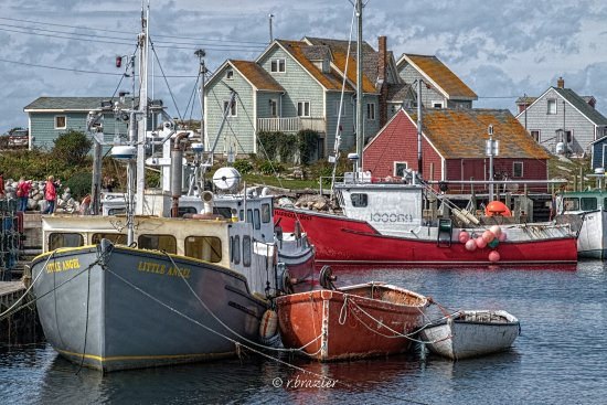 Harbour view, Peggy's Cove