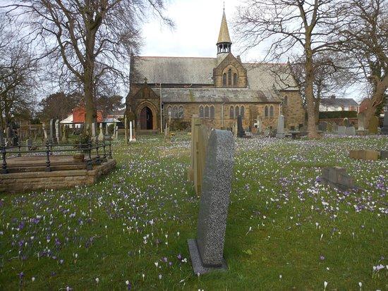 Preston, UK: St Paul's Warton
