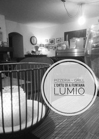 Lumio, Франция: salle de restaurant