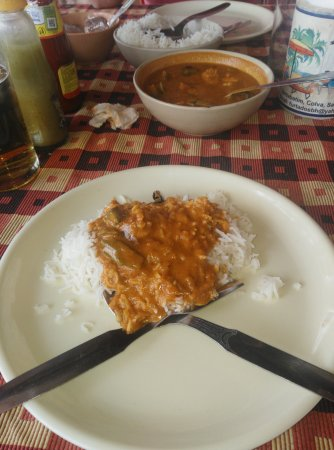 Furtado's Restaurant: Prawns curry