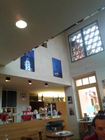 Capannori, Italien: il bar e la sala