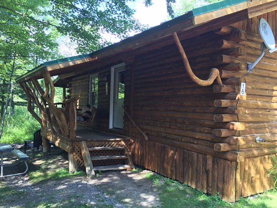 Jefferson, Nueva Hampshire: Brookside Cabin