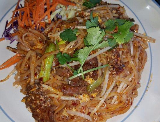 Prescott Valley, Аризона: Pad Thai Beef (A)