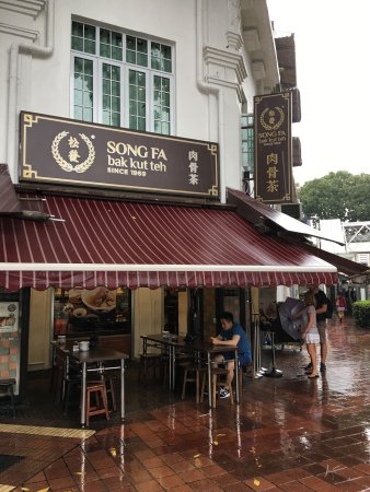 Song Fa Bak Kut Teh 17 New Bridge Road