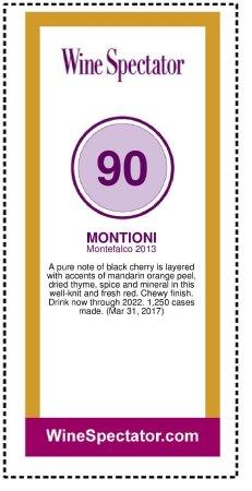 Montefalco, Italië: Top score !