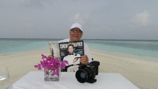 Baros Maldives: Sandbank Middle of the Indian Ocean,don't have to be a Robinson Crusoe to visit