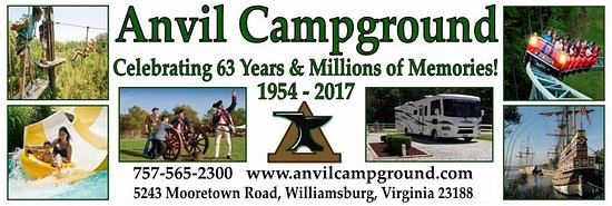 Anvil Campground: Banner