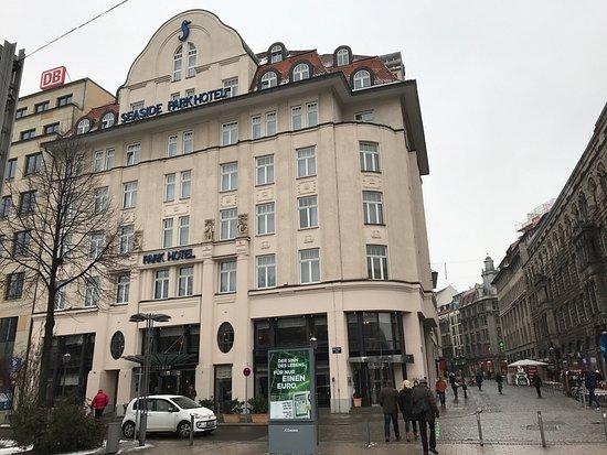 Seaside Park Hotel Richard Wagner Str   Leipzig