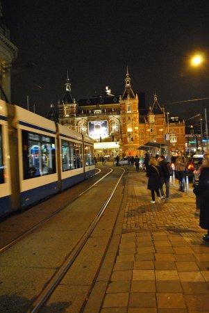 Photo of Leiden Square (Leidseplein) in Amsterdam, , NL