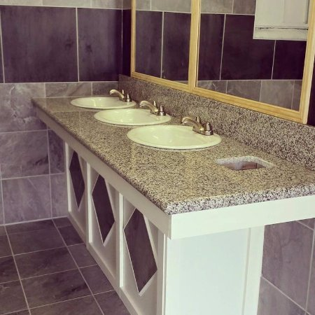 Newly Renovated Bathrooms With Granite Counter Tops Picture Of - Renovated bathrooms