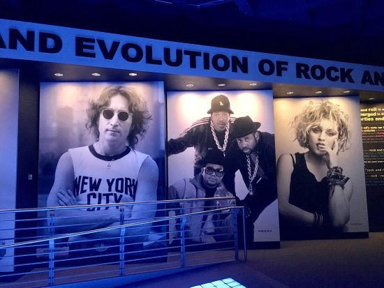 Rock & Roll Hall of Fame: Rock and Roll Hall of Fame and Museum