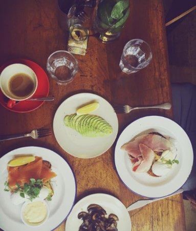 Bonjour Brioche Cafe London
