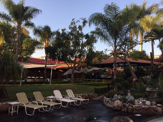 Holiday Inn Cuernavaca: Poolside