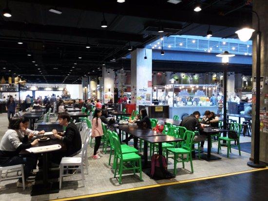Non Halal Food Court Malaysian Food Street Genting Highlands Traveller Reviews Tripadvisor