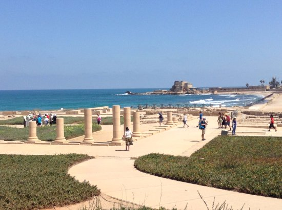 Cesarea, Israel: Caesarea National Park