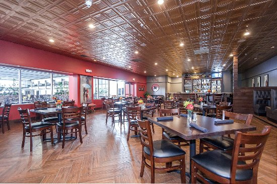 Columbus, NE: Bistro On The Loup, located inside Rivers Edge Convention Center, open daily for lunch and dinne